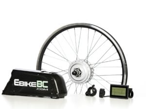 EbikeBC Geared Hub Motor Kits (Best Sellers)