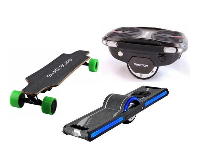 eBikeBC Electric Skateboards