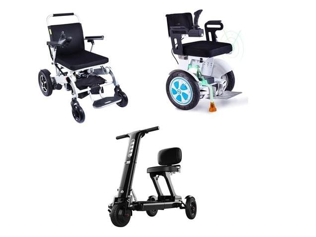 Electric Wheelchairs eBikeBC