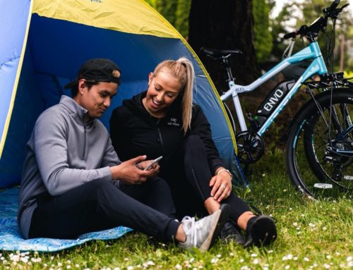 Can I Charge My E-Bike While Camping?