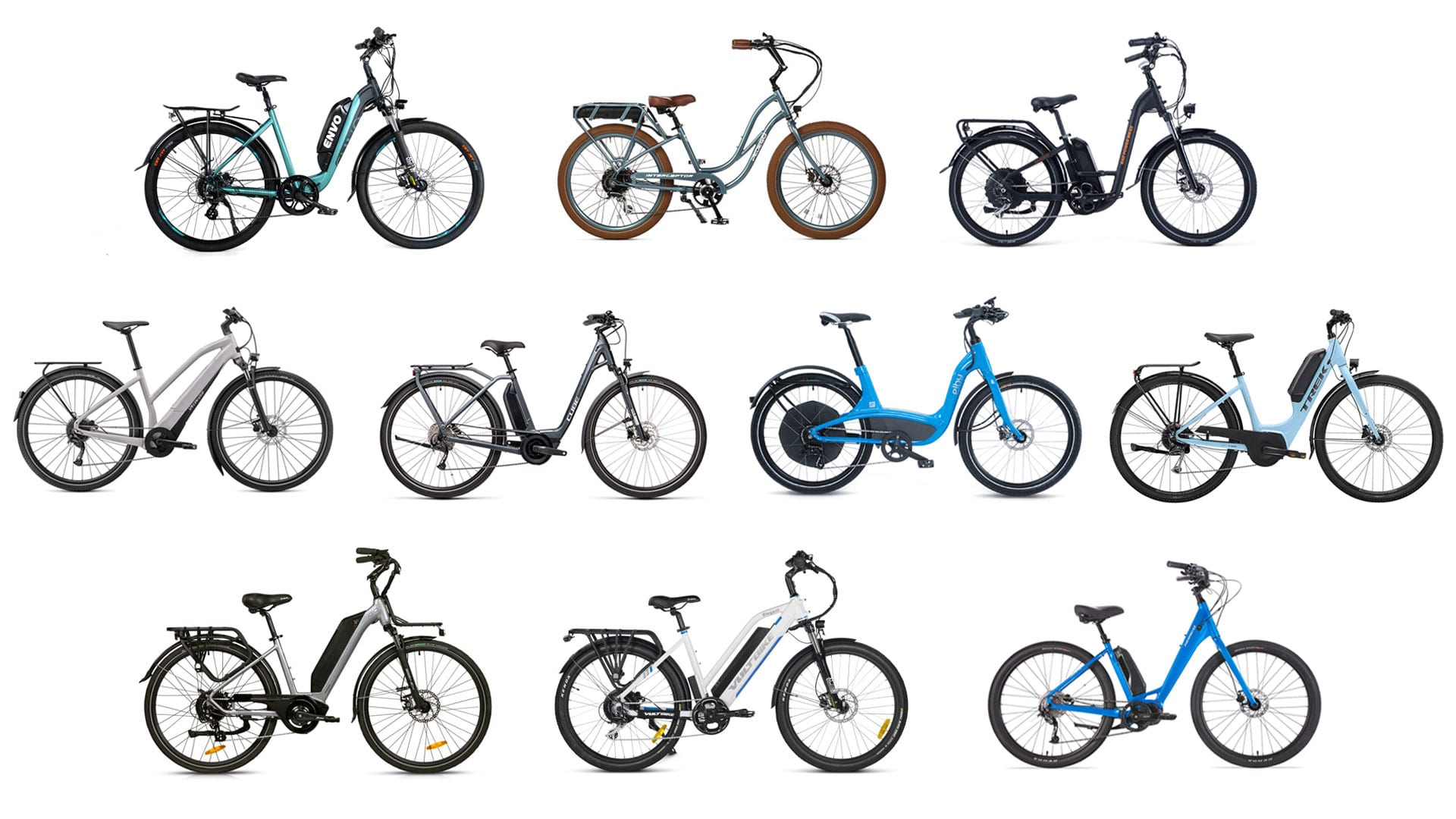 Best step-thru electric bike comparison
